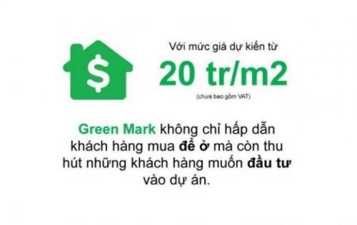 Cực hot căn hộ TT Quận 12 Green Mark chỉ còn 30 suất đặt chỗ cuối cùng. LH: 0796965329