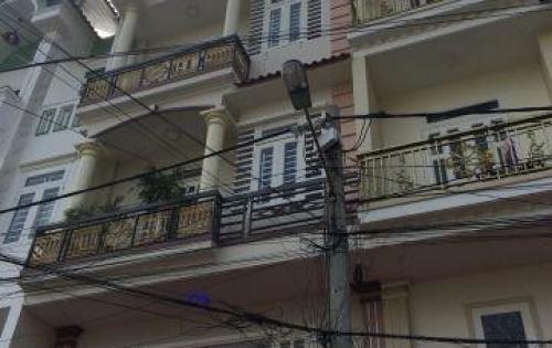 Bán nhà cấp 4 (4x18) giá 6.5 tỷ TL, MT đường Nguyễn Thị Đặng, P. TTH , Q12.
