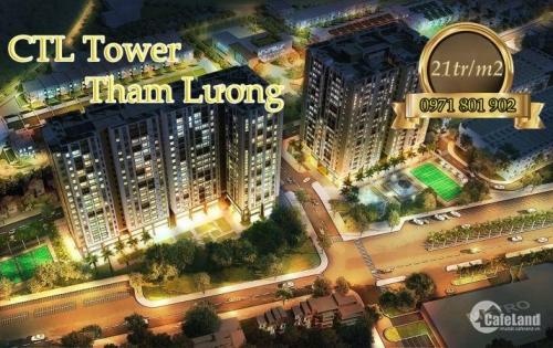 CĂN HỘ Thương Mại CTL Tower Tham Lương