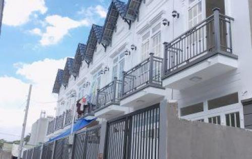 Nhà 1 lầu, DTSD đến 60m2, sân-cổng riêng, sát Ngã Tư Ga, Q12- 1,260 tỷ