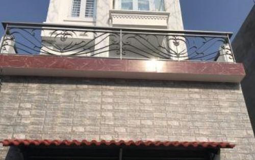 Bán nhà 1 trệt 2 lầu 5.1x20m  giá 4.6 tỷ,  HXH đường  Nguyễn Anh Thủ , P. TCH, Q12.
