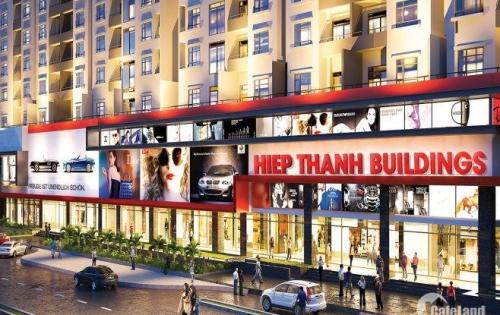 Mở bán Block đẹp nhất Căn hộ Sinh thái Hiệp Thành Buildings liền kề Quận 12