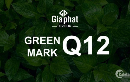 Sở hữu môi trường sống lý tưởng, Green Mark Q12 giá chỉ 20tr/m2, 2PN, 70m2