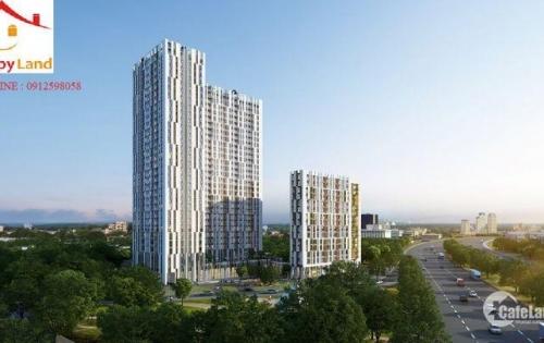 Bán gấp căn hộ Centana Thủ Thiêm tầng cao, 64m2, giá 2.68 tỷ có VAT