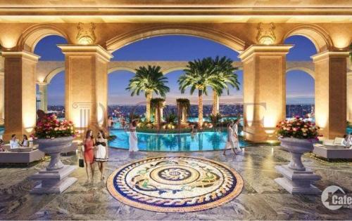Rome diamond lotus Q2 -Tiện an cư, dễ đầu tư mở bán giai đoạn 1,giá hấp dẫn từ CĐT