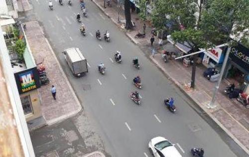 Mặt Tiền Sang Trọng Ngay Sát Quận 1, Võ Thị Sáu, 5 Tầng, Thang Máy, Quận 3.