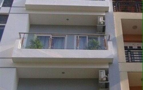 Bán gấp nhà trong Cư Xá Đô Thành, DT: 6x18, 4 lầu, cho thuê 90 triệu/tháng