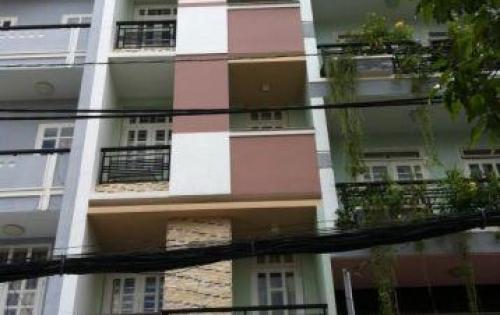Bán nhà 704/ Nguyễn Đình Chiểu, phường 1, quận 3.