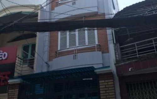 Nhà bán MT Cư Xá Đô Thành,P4,Q.3. DT:54m2. 3 Lầu. Giá 9,5 tỷ