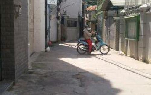 Bán nhà hẻm 4m Nguyễn Đình Chiểu, P4,Q3. DT:4,5x11m. 2 Lầu. Giá:7,1 tỷ