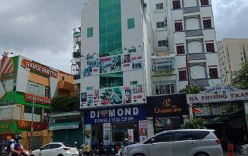 Chính chủ bán gấp toàn nhà góc 2 Mặt tiền Trần Quang Diệu – Lê Văn Sỹ, phường 14, Quận 3