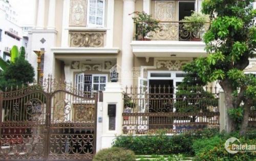 Nhà Biệt thự đường Nam Kỳ Khởi Nghĩa, phường 7, Quận 3, DT: 400m2, giá 80 tỷ