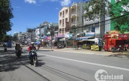 Bán tòa CHDV  MT đường Nguyễn Sơn Hà, Q.3. căn duy nhất bề ngang 7m.