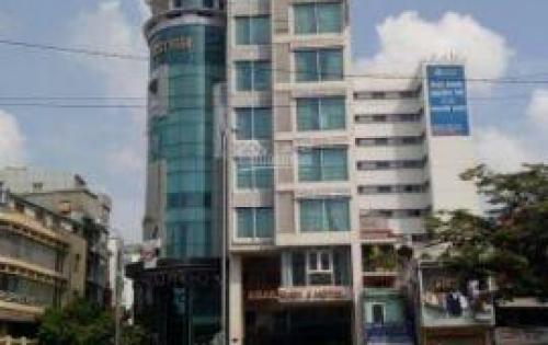 Bán gấp tòa nhà mặt tiền đường Nguyễn Đình Chiểu P6,Q3. Hầm, 9 lầu Giá: 178 tỷ TL
