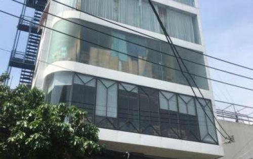 Bán cao ốc VP 6 lầu, Thang máy. Bàn Cờ, P. 3.Quận 3. Giá: 9,5 tỷ