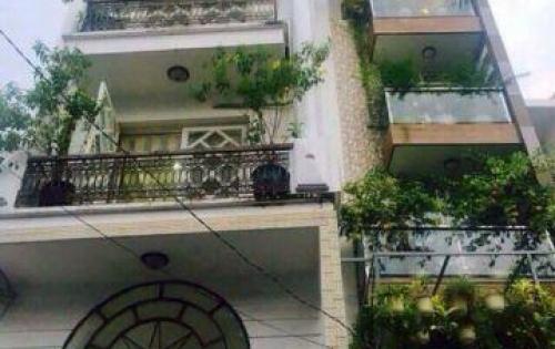 Bán nhà MT Nguyễn Đình Chiểu, Phường 5, Quận 3, 4 tầng, cho thuê 75tr/tháng. Giá 33 tỷ