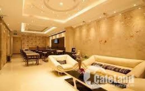 Bán khách sạn đường Cao Thắng, P.5, Quận 3, trệt, 5 lầu, có thang máy cao cấp, sang trọng.