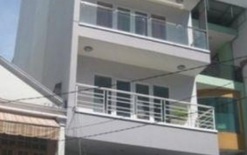 Bán nhà mặt tiền Nguyễn Đình Chiểu, DT: 6.5x12m, 4 lầu, cho thuê 100tr/tháng, giá 32.9 tỷ.