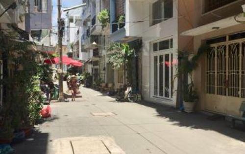 Bán gấp nhà hẻm đường Hvbanh Phú nhuận.