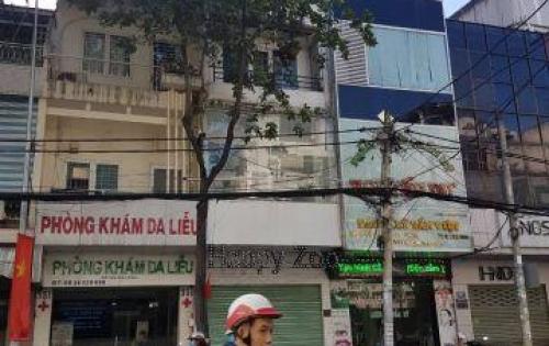 Chính chủ bán gấp nhà góc 2 Mặt tiền Trần Quang Diệu, phường 13, Quận 3, giá chỉ 18.5 tỷ