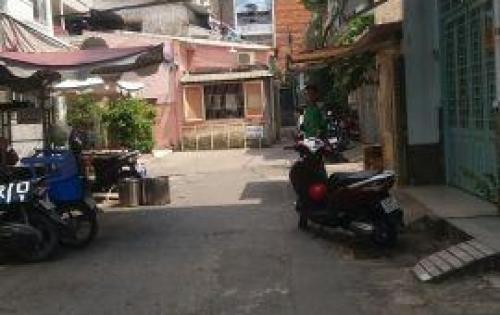 Bán nhà hẻm 4m Nguyễn Đình Chiểu, Q.3, 4,2x12m. 2 Lầu. Giá: 7 tỷ