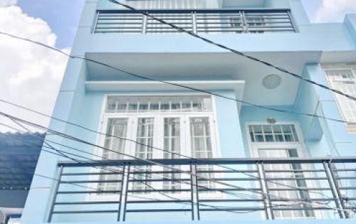 Bán gấp nhà 2 lầu mới đẹp hẻm 12 Nguyễn Khoái quận 4 (hẻm 4m).