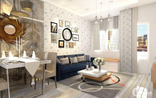 Bán căn hộ Khánh Hội 1, Q4, Diện tích 76m2, 2PN, 1WC, tặng nội thất, decord theo phong cách châu âu. 2.7 TỶ