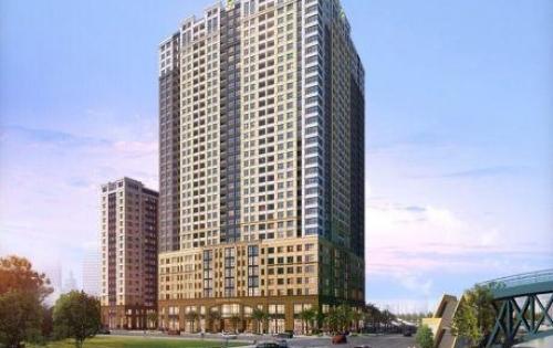 Chuyển nhượng căn hộ 1 phòng ngủ Saigon Royal quận 4 giá 4 tỷ 100.