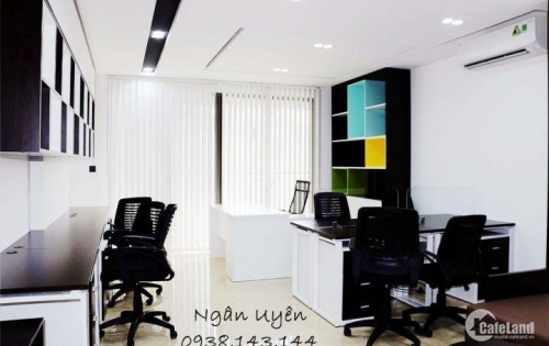 OfficeTel 5* Quận 4 FULL nội thất - Phố Wall của Tp.HCM - Chiết khấu lên đến 10% - LH 0901.86.89.15 (Chưa trả phí)