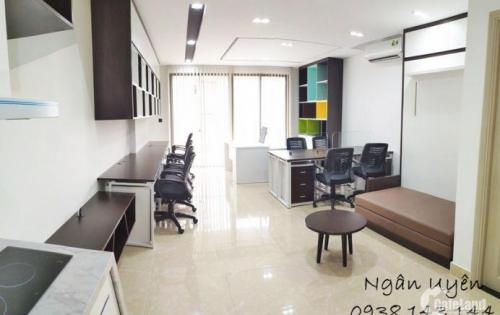 Bán căn hộ mẫu OfficeTel Millennium 5* - Full nội thất thông minh trục đường lớn Bến Vân Đồn - LH 0938.143.144