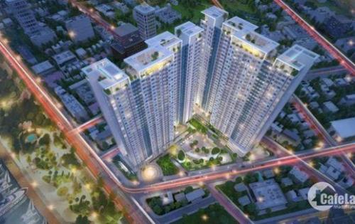 Charmington Iris, dòng căn hộ cao cấp có môi trường sống tuyệt vời