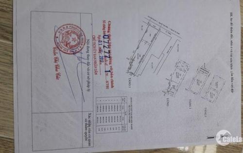 Bán Nhà sát khu cảng Khánh Hội Nguyễn Tất Thành.