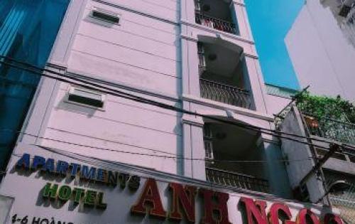 Căn duy nhất MT đường Phùng Hưng gốc Trịnh Hoài Đức 6 lầu Quận 5  DT: 4m x 21m chỉ 26,5 Tỷ