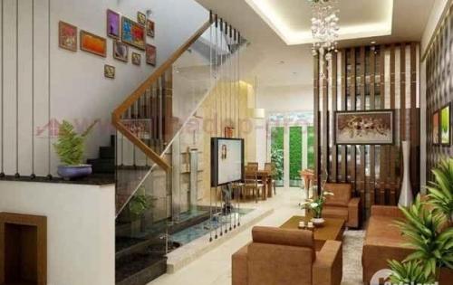 Cần bán gấp nhà 2 mặt tiền đường Trần Bình Trọng, Q5. DT: 4m4x16m, 1T, 1L