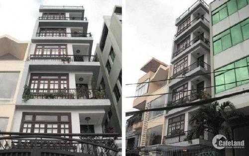 Bán nhà mặt tiền đường Trần Hưng Đạo, P7, Quận 5. DT: 8m3 x 37m Giá: 88 tỷ TL