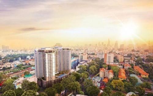 Định cư nước ngoài cần sang nhượng lại căn hộ duplex An Dương Vương Q5, đã có sổ, full NT chỉ cần vô ở.