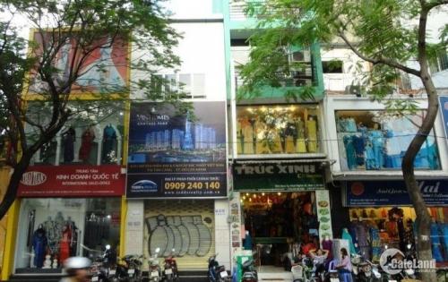 Bán nhà mặt tiền Trần Hưng Đạo, quận 5, giá 32 tỷ thương lượng .