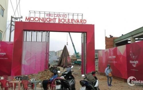 Chuyển công tác nên tôi cần bán gấp Moonlight Boulevard, LK Aeon Bình Tân giá sốc