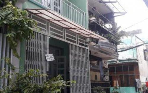 Cần bán gấp nhà lô S Cư Xá Phú Lâm B, DT 3.5x7m, 1 trệt 1 lầu, SHR. Giá 2.5 tỷ