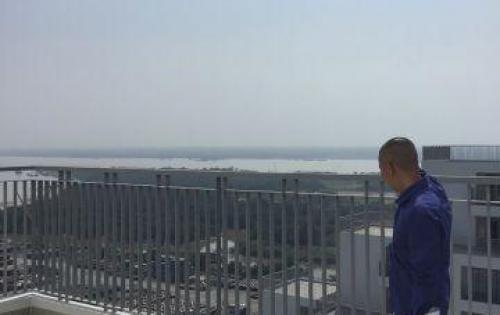 Bán căn hộ LuxGarden 3pn lầu cao view đẹp có thêm 36m2 sân vườn giá 3.9 tỷ, LH: 0933167692