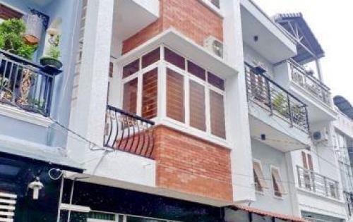 Bán gấp nhà hẻm 6m  33 Lý Phục Man, phường Bình Thuận, quận 7, 2 lầu DT 4x12m. Giá: 5.45 tỷ