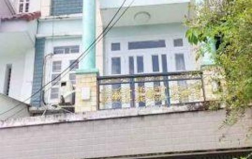 Nhà 2 lầu Hẻm 749 Huỳnh Tấn Phát Phường Phú Thuận Quận 7.