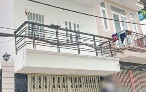 Bán nhanh nhà 1 trệt, 1 lầu đúc thật HXH 33 Lý Phục Man, phường Bình Thuận. Giá: 4.79 tỷ