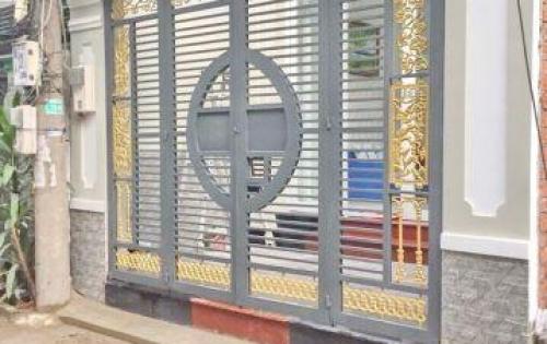 Bán nhà 3 lầu mới 100% hẻm xe hơi 861 Trần Xuân Soạn quận 7.