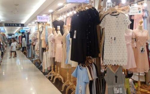 Chỉ với 250tr sở hữu ngay shop kinh doanh trong TTTM Quận 7 - mặt tiền Nguyễn Lương Bằng