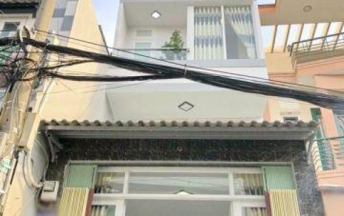 Bán nhà 3 lầu đẹp hẻm 502 Huỳnh Tấn Phát quận 7.
