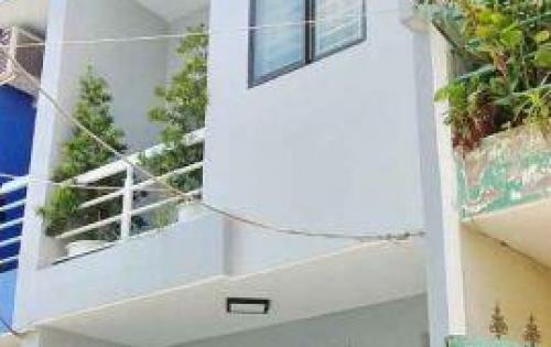 Bán nhà 2 lầu – ST Hẻm 585 Huỳnh Tấn Phát P.Tân Thuận Đông Quận 7