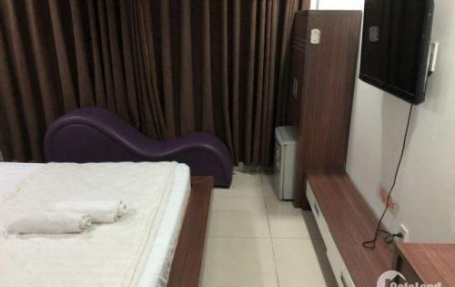 Bán Khách Sạn Trung Sơn Bình Chánh: DT 5x20 Trệt 4 Lầu 15PN
