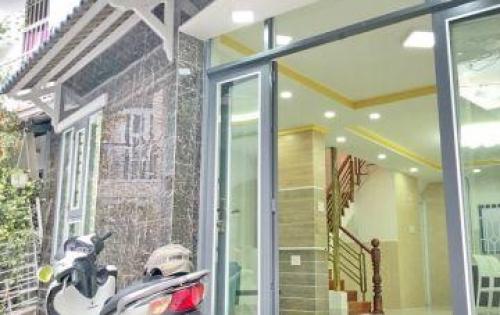 Bán nhà lầu đẹp mặt tiền hẻm 123 Nguyễn Văn Quỳ quận 7.