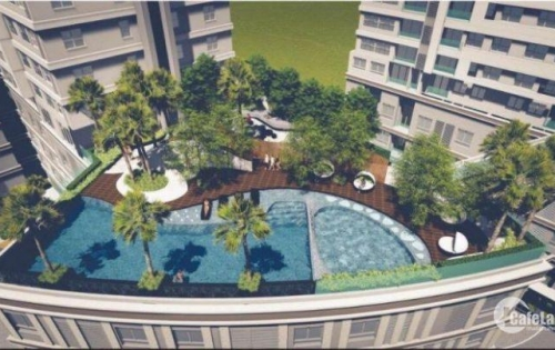 Bán Sunrise City View, đường Nguyễn Hữu Thọ, quận 7
